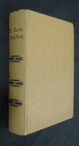 náhled knihy - Nana