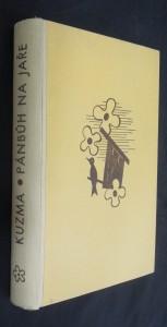 náhled knihy - Pánbůh na jaře : román