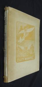 náhled knihy - Žlutý markýz