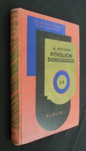 náhled knihy - Jednou v životě : román z varšavského života. II. díl, Pováleční dobrodruzi
