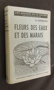 náhled knihy - Fleurs Des Eauy Et Des Marais