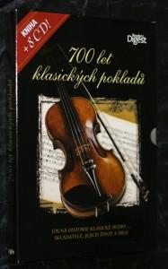 náhled knihy - 700 let klasických pokladů : panorama hudby a slov