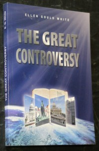 náhled knihy - The great controversy