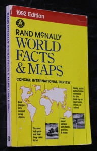 náhled knihy - World facts and maps