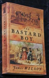 náhled knihy - The bastard boy
