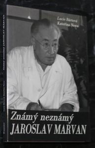 náhled knihy - Známý neznámý Jaroslav Marvan