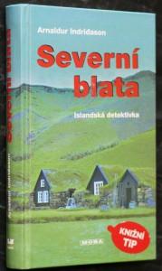 náhled knihy - Severní blata : islandská detektivka