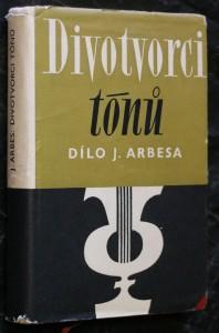 náhled knihy - Divotvorci tónů : Životopisné novely a črty