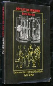 náhled knihy - Pět let na Sumatře : (1877-1883) : vypravování vojenského lékaře