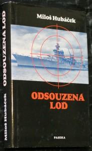 náhled knihy - Odsouzená loď : drama těžkého křižníku Indianapolis