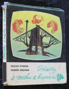 náhled knihy - Pohádky z mechu a kapradí