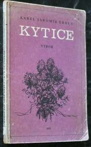 náhled knihy - Kytice : výbor : mimočítanková četba pro všeobec. vzdělávací školy