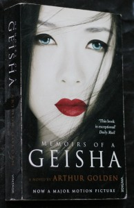 náhled knihy - Memories of a Geisha