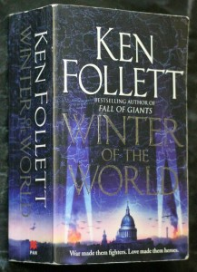 náhled knihy - Winter of the world
