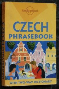 náhled knihy - Czech phrasebook