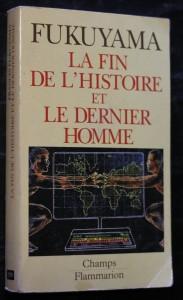 náhled knihy - La fin de l'histoire et le dernier homme