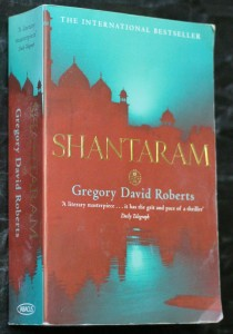 náhled knihy - Shantaram
