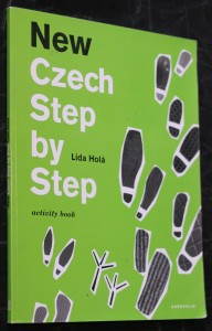 náhled knihy - New Czech step by step