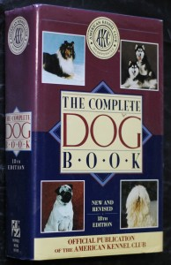 náhled knihy - The complete dog book