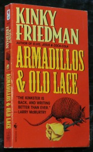 náhled knihy - Armadillos and old lace