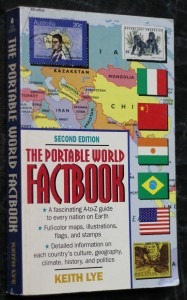 náhled knihy - The portable world factbook