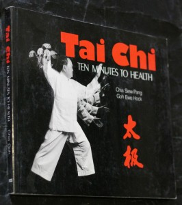 náhled knihy - Tai Chi: ten minutes to health