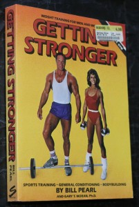 náhled knihy - Getting stronger