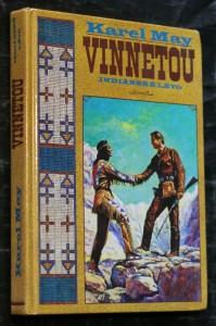 náhled knihy - Vinnetou, rudý gentleman