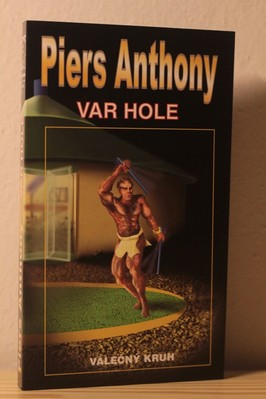 náhled knihy - Var Hole : druhá část trilogie Válečný kruh