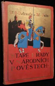 náhled knihy - Staré hrady v národních pověstech