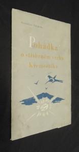 náhled knihy - Pohádka o stříbrném vrchu Křemešníku