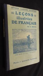 náhled knihy - Lecons illustrées de Francais