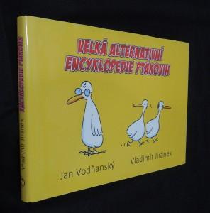 náhled knihy - Velká alternativní encyklopedie ptákovin