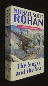 náhled knihy - The Singer and the Sea : A winter of the World Novel
