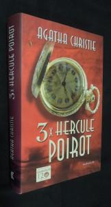 náhled knihy - 3x Hercule Poirot