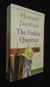 náhled knihy - The Finkler Question