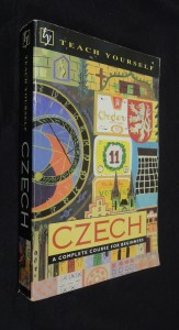 náhled knihy - Czech : a complete course for beginners