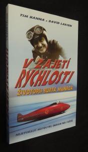 náhled knihy - V zajetí rychlosti : životopis Burta Munroa
