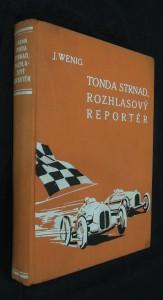 náhled knihy - Tonda Strnad, rozhlasový reportér