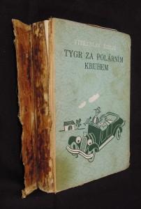 náhled knihy - Tygr za polárním kruhem : humoristický román