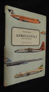 náhled knihy - Aerei Civili : DAL 1946 AD OGGI