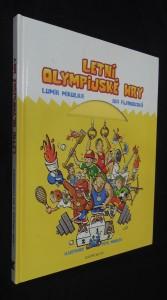 náhled knihy - Letní olympijské hry