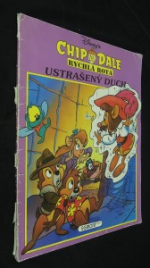 náhled knihy - Chip a Dale : ustrašený duch