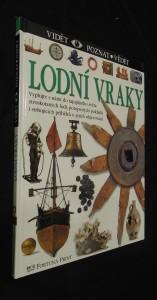 náhled knihy - Lodní vraky
