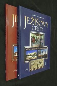 náhled knihy - Ježíšovy cesty I. a II.
