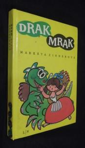 náhled knihy - Drak Mrak
