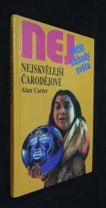 náhled knihy - Nejskvělejší čarodějové
