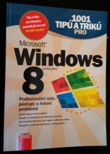 náhled knihy - 1001 tipů a triků pro Microsoft Windows 8