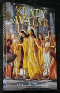 náhled knihy - Zlatý avatár