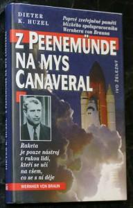 náhled knihy - Z Peenemünde na mys Canaveral